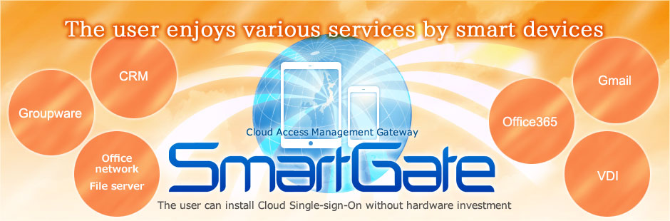 Cloud Smart Gate